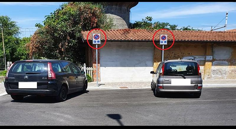"""Quel """"Drago"""" del pentastellato Manuel Draghetti, segnala una situazione un po' anomala di … parcheggi cremaschi"""