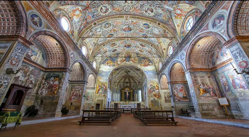 """La pagina social Lombardia Segreta consiglia di visitare la """"Chiesa delle Grazie"""" di Soncino. E voi l'avete visitata?"""
