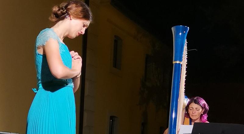 Casale Cremasco, standing ovation per Daniela Zilioli e Michela Le Fauci