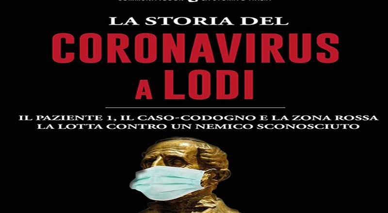 La storia del Coronavirus a Lodi, il nuovo libro del calciofilo scrittore Emiliano Fabbri