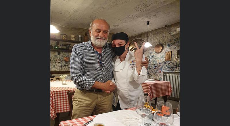 Clamoroso al Ristorante Agriturismo Cascina Loghetto: Agostino Alloni celebra i Tortelli Cremaschi di Anna Maria Mariani. Cosa bolle in pentola?