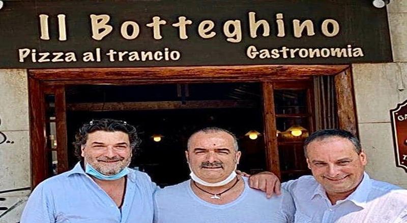 Antonio Bozzo, giornalista di razza e cremasco d'adozione consiglia il Botteghino di Porta Serio dei fratelli Garancini