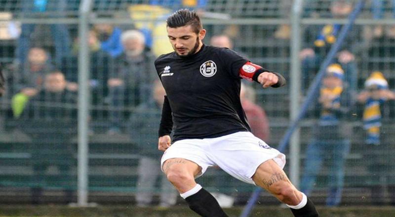 Nicolò Pagano nuovo attaccante del nuovissimo Rovato, fresco di fusione col Ghedi, al via nel torneo d'Eccellenza