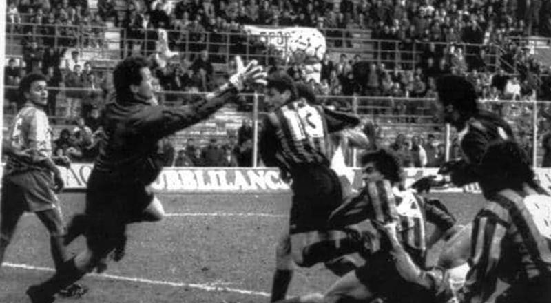 Giorgio Barbieri, giornalista sportivo e grande tifoso della Cremonese, via social celebra il gol da record di Rampulla