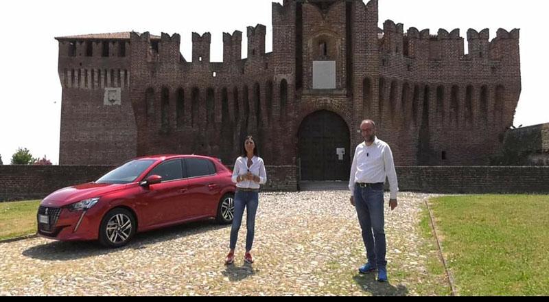 Nuova puntata di Safe-Drive Guida alle Città! E la tappa è a Soncino, PopBprgo artistico, meraviglioso, unico e magico