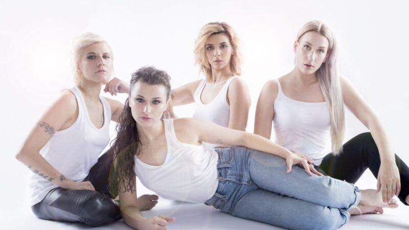 Le Deva, il gruppo pop tutto al femminile ospite al 71 festival di Sanremo