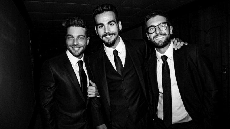 Domani Il Volo super ospite a Sanremo con un tributo a Morricone
