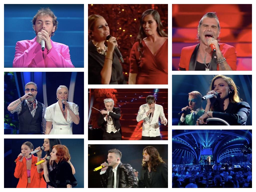 Sanremo, risale la china la terza serata e le canzoni intanto spaccano in radio e in rete