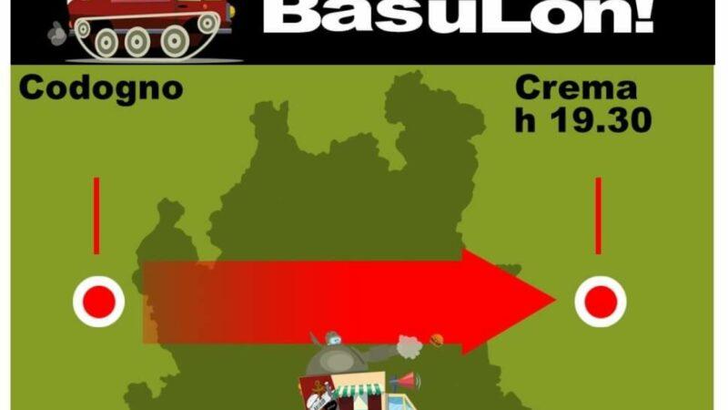 """Clamoroso e Grandioso nella capitale del Granducato del Tortello: venerdì, nel parcheggio della """"Buca"""" sbarca la gustosissima """"Operazione Basulon"""""""