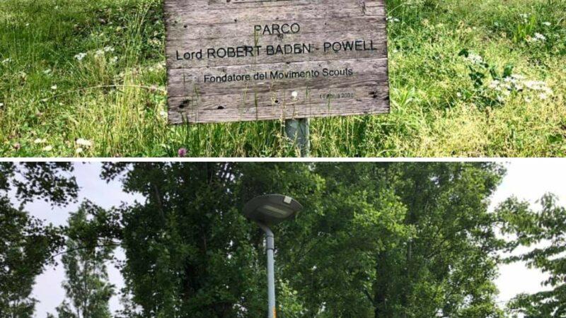 Ardigò menziona uno strano parco a Crema. La palestra all'aperto di Crema, quella voluta dal Rotary di Renato Crotti meriterebbe igienizzanti e manutenzione