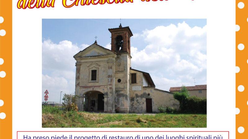 Grandioso a Crema: Habemus progetto per il restauro della Chiesetta della Pietà di San Bernardino Fuori le Mura, presentazione lunedì
