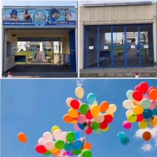 Franco Bordo sull'affaire piscina e palloncini biodegradabili, non la tocca piano. E non ha tutti i torti, no?