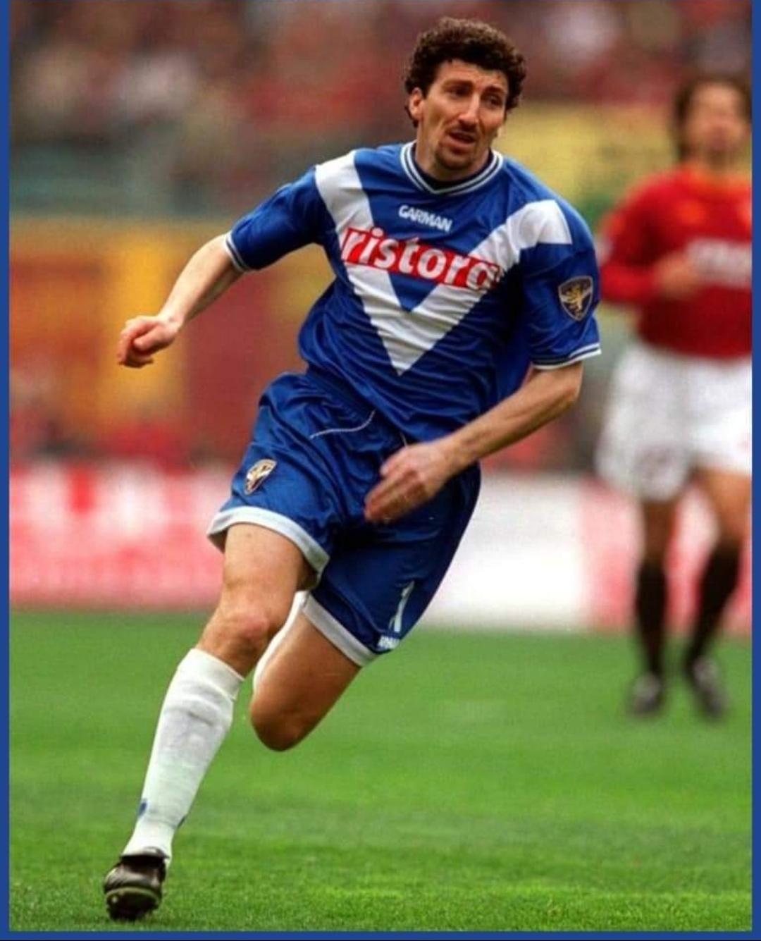 Via social Dario Hubner racconta e ricorda i suoi fantastici, unici, appassionati e vincenti anni al Brescia