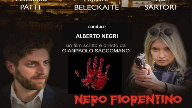 """Habemus un altro (meritatissimo) premio per il film di Gianpaolo Saccomano Nero Fiorentino (""""Florence In Black"""")"""