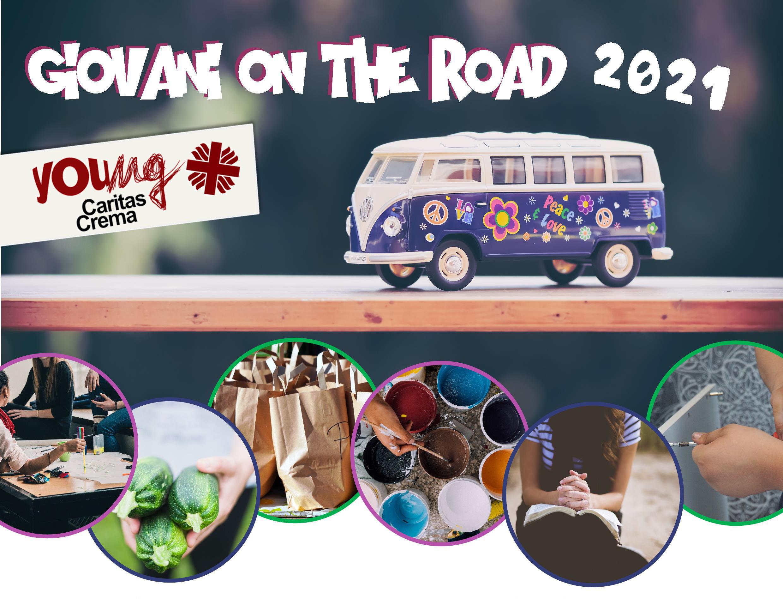Caritas, al via il progetto Giovani on the road 2021