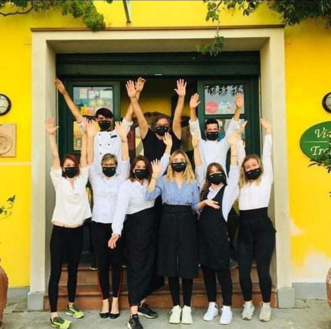 Così la pagina social East Lombardy celebra quel bel posticino che è la Trattoria Via Vai di Stefano Fagioli, Chef da Oscar