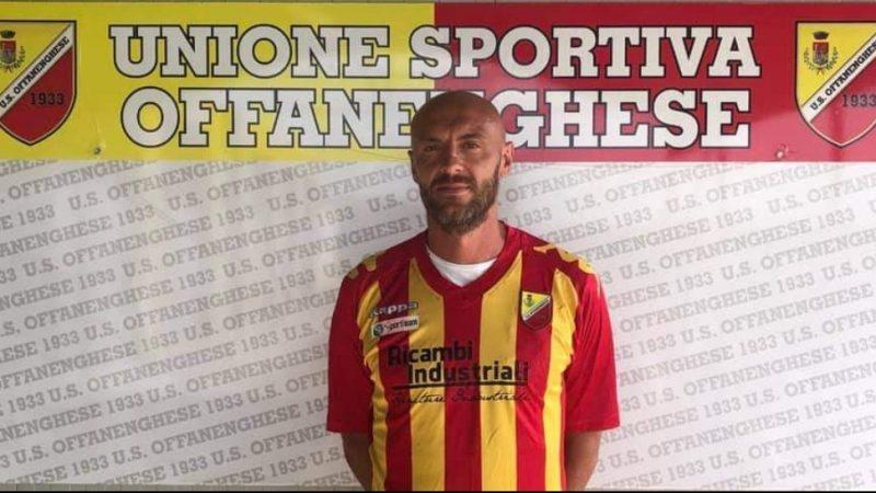 L'esperto e fortissimo Alessandro Cazzamalli primo acquisto dell'ambiziosa Offanenghese allenata da Mister (Top Trainer) Lucchi Tuelli