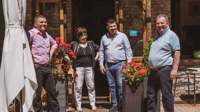 """Il ristorante Cà Barbieri di Levate di Grontardo (Cremona) premiato dall' appassionata """"Cungrega dei Rustich"""" di Soresina … Chapeau!"""