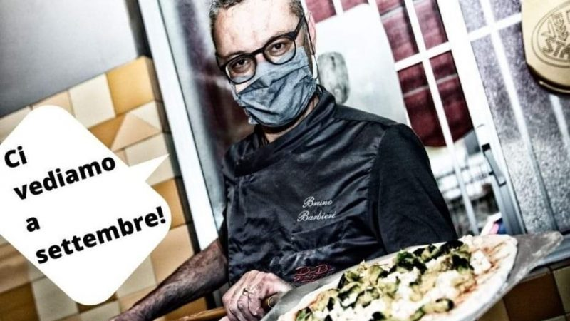 Cosa bolle nella pentola del Maestro Pizzaiolo Aleandro Bruno Barbieri in quel di BB Pizza a Crema? Lo scopriremo in agosto e via social