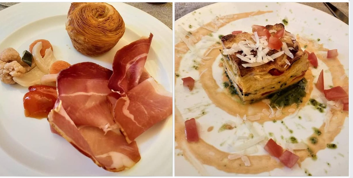 Nelle vesti di Food Blogger, Roberta Tosetti da Soncino, segnala e menziona quel posto speciale che è il ristorante InChiostro