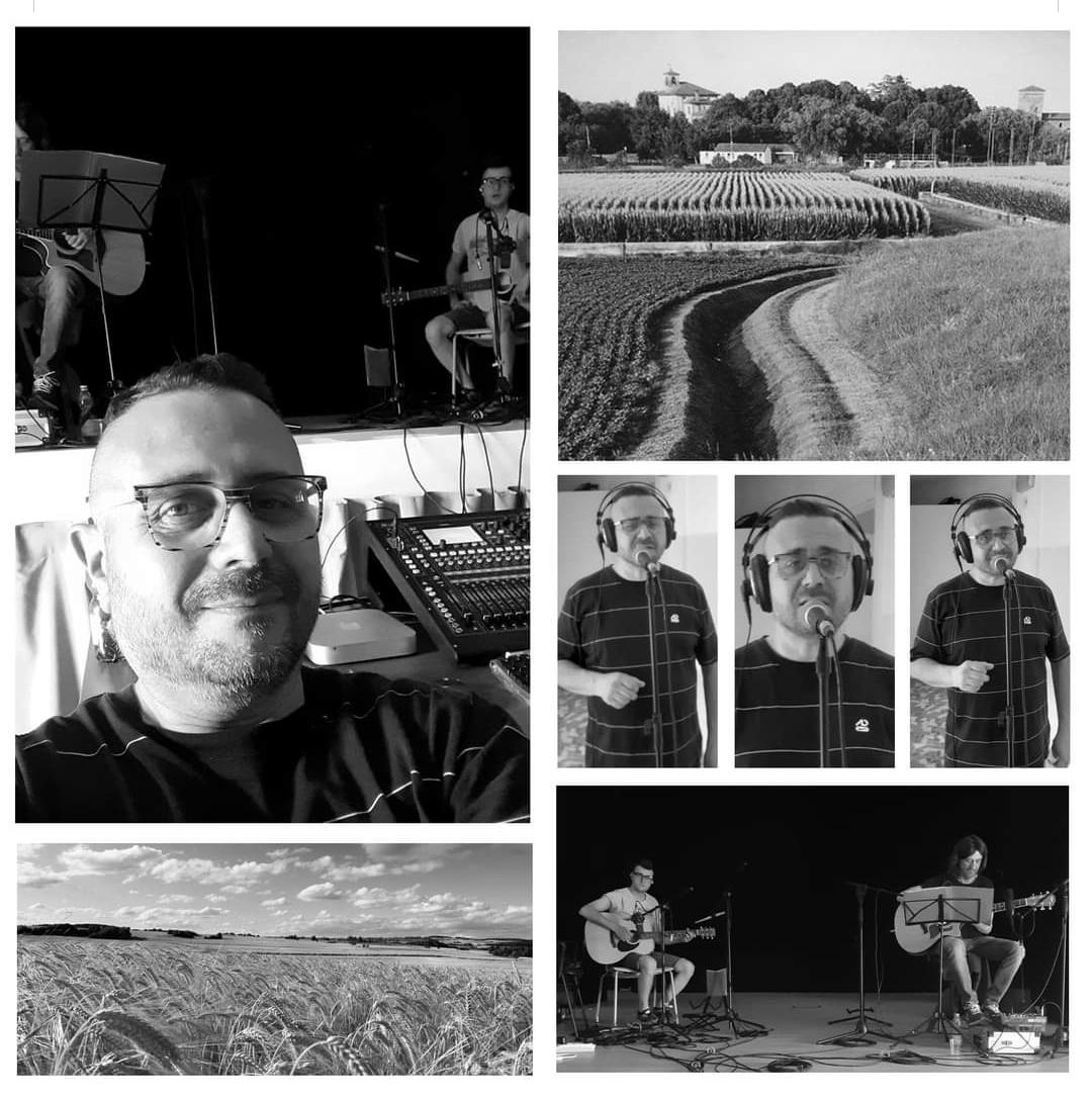 Gianluca Gennari, Oste e Cantautore Lombardo annuncia via social il suo nuovo album