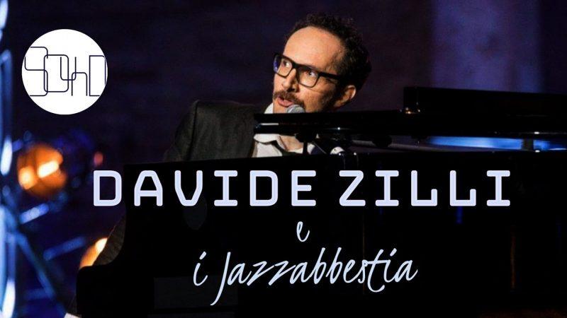Davide Zilli & i Jazzabestia al Sound di Soresina il 25 settembre