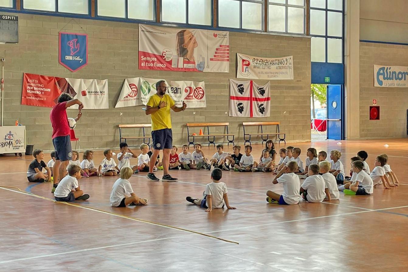 Isola del Futsal, bambini e bambine divertiamoci