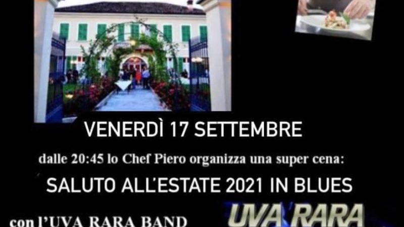 """Clamoroso a Ripalta Guerina: per Chef Piero Riggio, il """"Marinaio ai Fornelli"""" del Granducato del Tortello, è tempo di """"Festa di Fine Estate"""""""