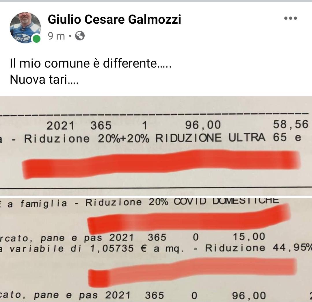 Aries Bonazza, sindaco di Ripalta Cremasca è un primo cittadino da Oscar. E il Macellaio Artigiano Norcino Chicco Galmozzi, giustamente lo segnala
