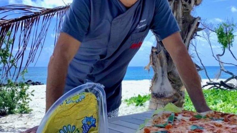 Prosegue a gonfie vele la formazione, col Maestro Pizzaiolo Bruno Aleandro Barbieri, di BB Pizza alle Maldive