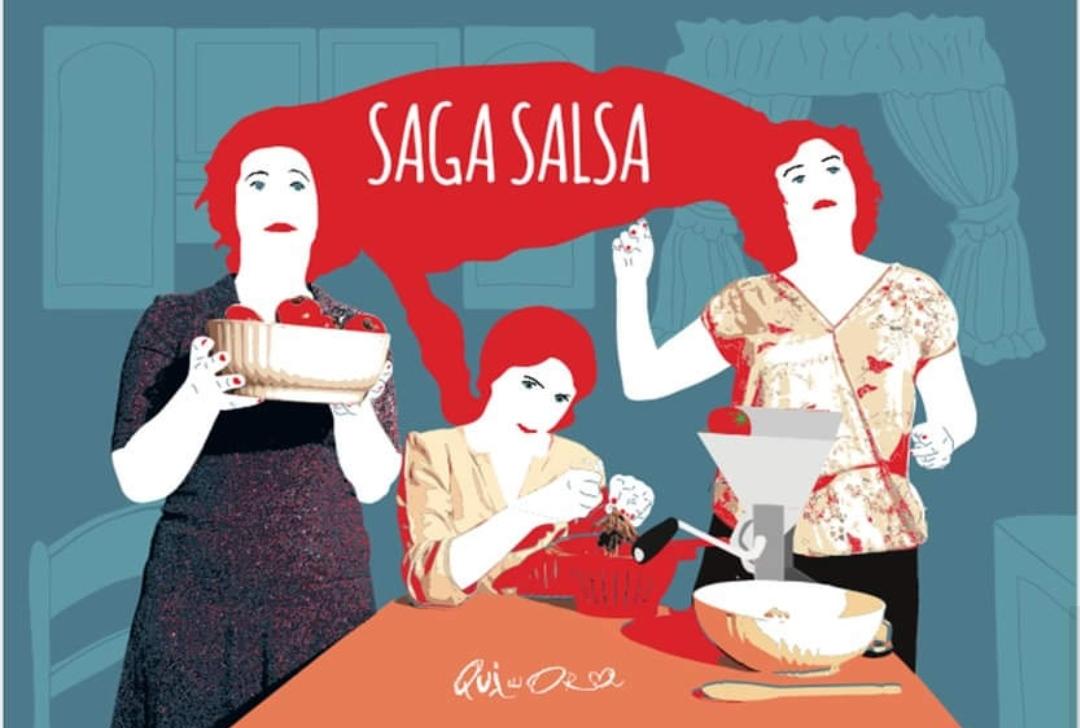 A Montodine, in quel bel posticino che è l'Agriturismo Cascina La Sorgente, insieme al buon cibo tornano gli spettacoli teatrali