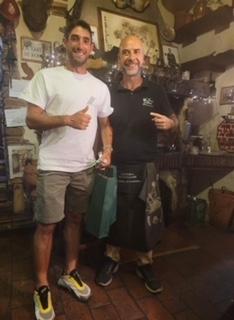 Clamoroso a Grosseto: alla Vineria con Cucina Da Romolo, il buon ritiro maremmano di Silvano Usini, special guest Andrea Volpini