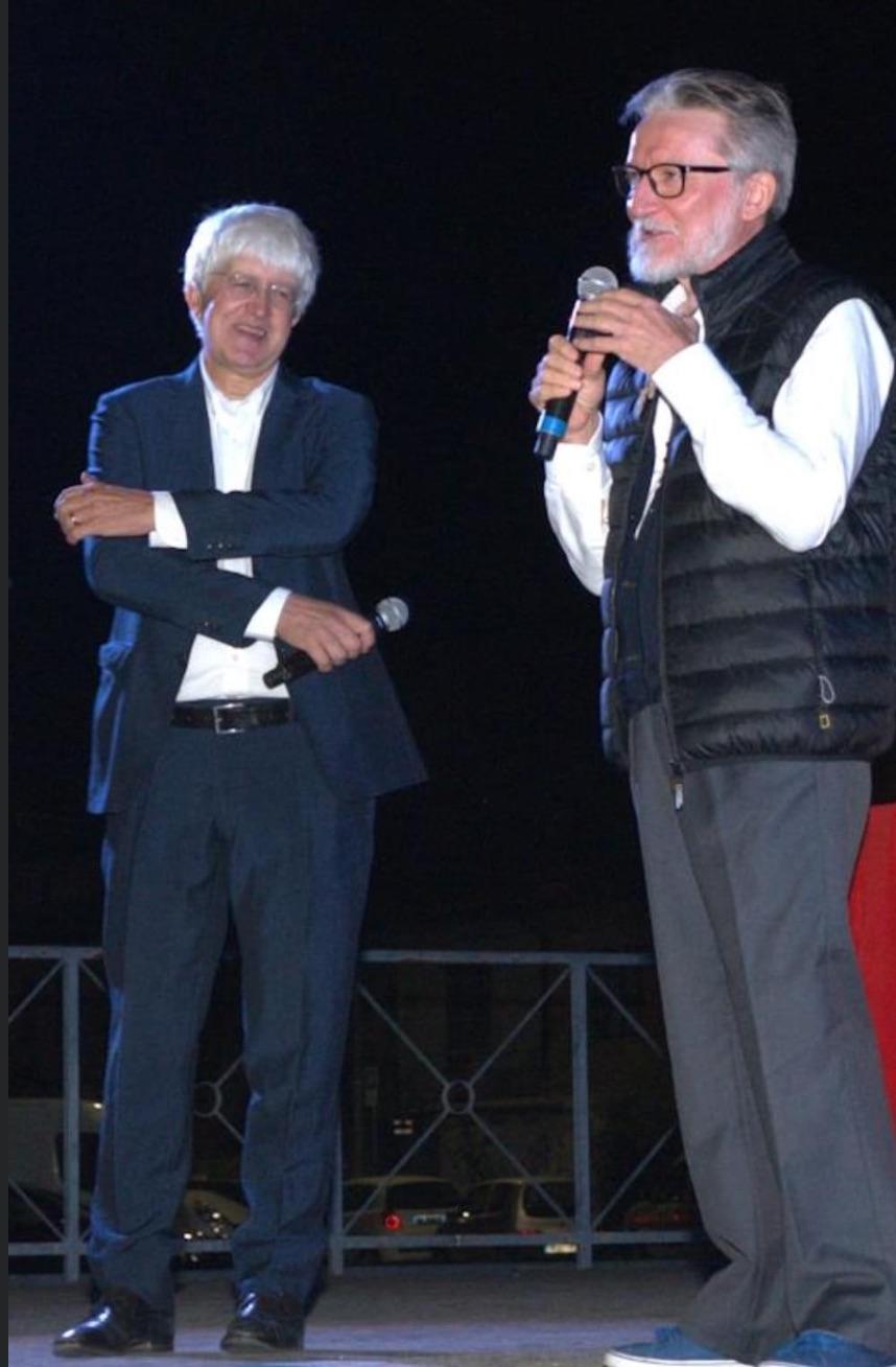 Via social l'amministrazione comunale di Madignano ringrazia padre Gigi per la serata dedicata alla presentazione del suo libro