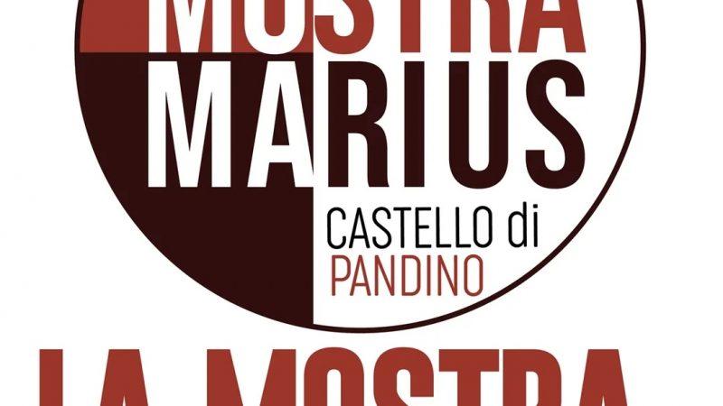 Finalmente a Pandino, domenica prossima, per la sagra d'Autunno riaprirà la Mostra di Marius nel Castello