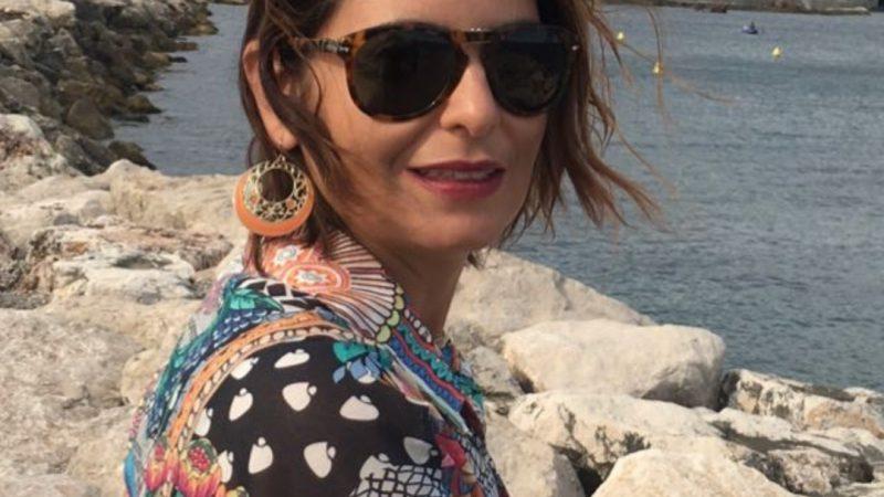 """Cristina Cappellini: """"Abbiamo bisogno di infinito, """"In ogni mio tempo"""" rappresenta le fasi della mia vita. Non mi riconosco nella Lega e nell'Inter"""""""