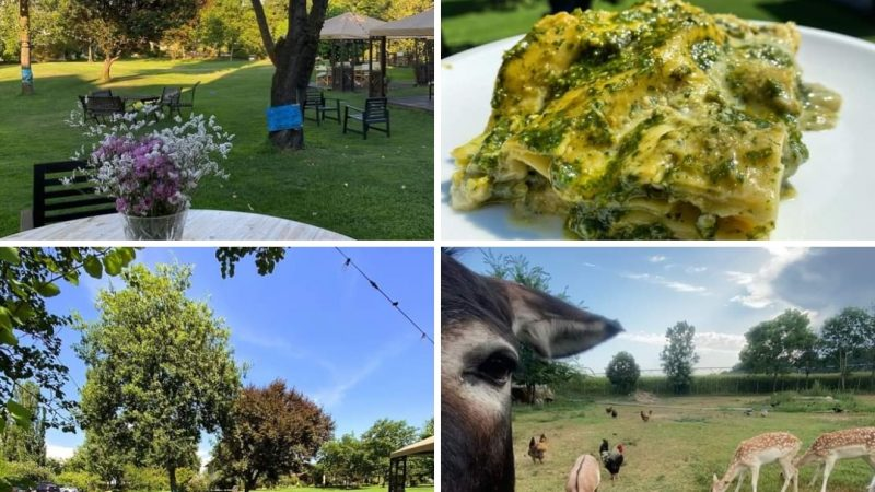 Dalle pagine Web e Social del progetto East Lombardy parte Seconda ecco l'Agriturismo Cascina Valentino di Pizzighettone