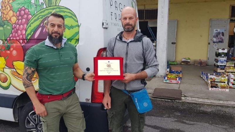 Crema News, il sito molto informato sui fatti del giornalista Piergiorgio Ruggeri dedica un servizio ai Fratelli Pagani, Eccellenze Italiche. Chapeau!